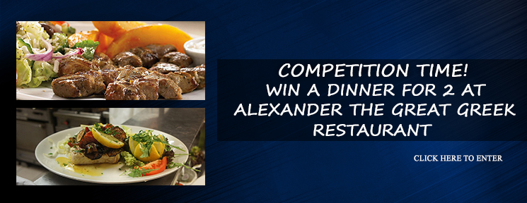 Alexander The Great Competition