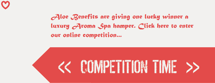 Aloe Benefits Competition