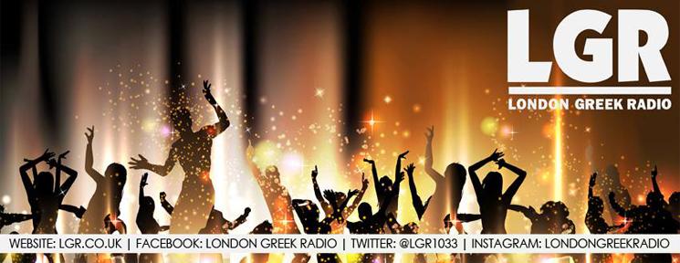 London Greek Radio Social Media (Website)