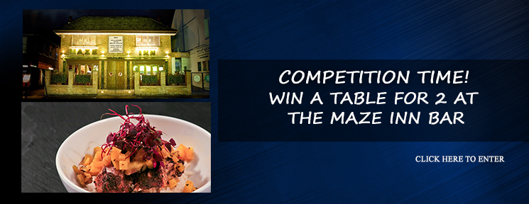 Competition Banner - Maze Inn