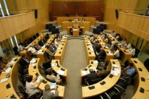 Cyprus' House of Representatives