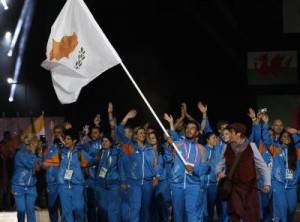 Commonwealth games_cyprus