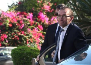 UN SG`s Special Adviser on Cyprus: Espen Barth Eide