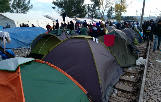 Winter Appeal for Refugee Camps