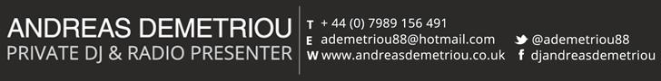 Gold - Andreas Demetriou